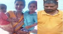 husband killed his family for illegal affair