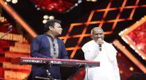 ilaiyaraja petly scold ar rahman in stage