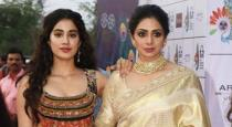 Janvikapoor salary innew movie with vijay devarakonda