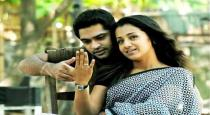Simpu parents talk about his marriage with trisha