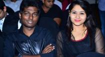 Atlee wife priya grand father dead by heart attack