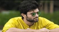 Cheating by vijay devarakonda name to selecting cast for movie