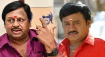 Actor ramarajan thank all people who pray for him