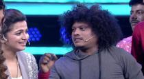 Vijay tv comedy actor pugal changed his hairstyle