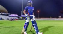 Rohit sharma reached for treatment