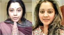 vijayalakshmi-leaving-from-hospital-before-finishing-tr