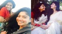 Saipallavi sister dance video viral