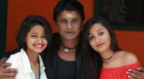 Thuniya vijay daughter complaint about her dad