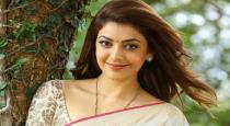 Kajal talk about live telecast movie experience