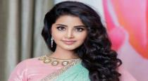 Actress anupama parameswaran latest phot