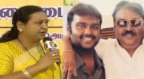 Vijayakanth son takes action in dmdk