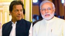 Modi has to be taught imran khan
