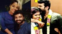 Singer ramya became a mother photo viral