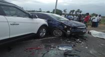 Riad accident at Pudukottai