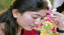 Sai pallavi asks sorry for not replying