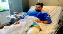 Suresh raina got surgery