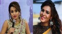 Meera mithun gave warning to trisha