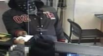 Robber gave slip notes to bank officers for robbery
