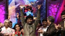 Super singer divakar blessed with boy baby