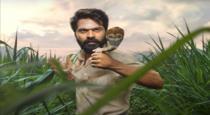 easwaran-movie-simbu-snake-catching-photo-viral