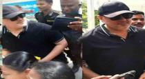 Police guided Ajith to reach correct destination