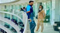 Colourful photos of indian players in Southampton