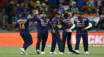 india won first T20
