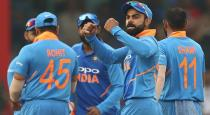 world cup 2019 - indian cricket team selected - bcci