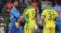 India tour of Australia 2020 Australia won first ODI match