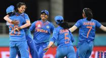 indian womens team going to worldcup final