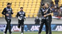 India vs New Zealand T20 fourth match update