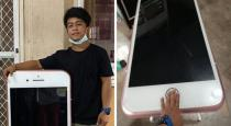 Teen ordered iphone table instead of iphone