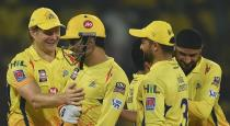 Watson and dupplasi helped csk to won the match against to dc