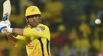 Chennai won the match against to rajasthan royals