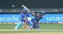 IPL match 51 mumbai vs delhi match update