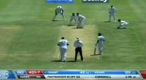 India vs West indies ishant sharma 1st fifty