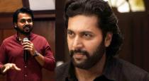 actor karthi replied to jeyam ravi