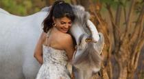 Bollywood actress jacquline fernandes adopt 2 village