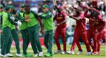 South africa vs west indies match