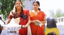 Kadhal movie sandhaya friend saranya latest photo goes viral