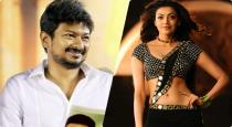 Kajal agarwal reject udhyanithi movie for chiranjeevi