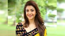 Actress Kajal agarwal very close with her fiance viral photo