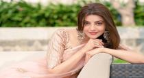 actress kajal agarwal in ajmir tharkha