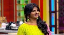 cook with komali 2 kani is sister of actress vijayalakshmi
