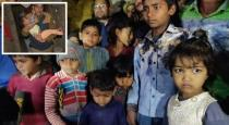 police save 23 children from kidnapped police