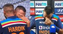 Pandiya brothers teary moment viral video