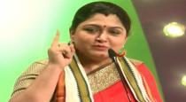 kushboo talk about Vasantha Kumar Photo Opening Ceremony