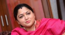 Kushboo tweet about rajini to politics