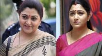 Kushboo talks about her past life