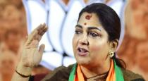 actress-kushboo-car-accident-in-chengalpattu